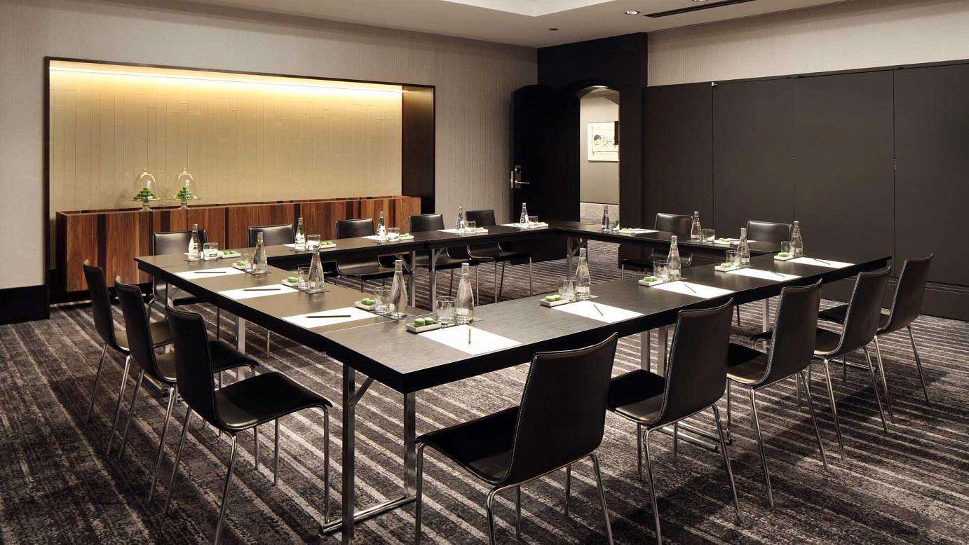 Madrid  Hotel With Meeting Room